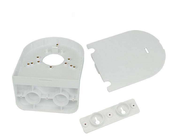 Hikvision Dahua Right Angle Security Dome Camera CCTV Plastic Bracket Wall Mount