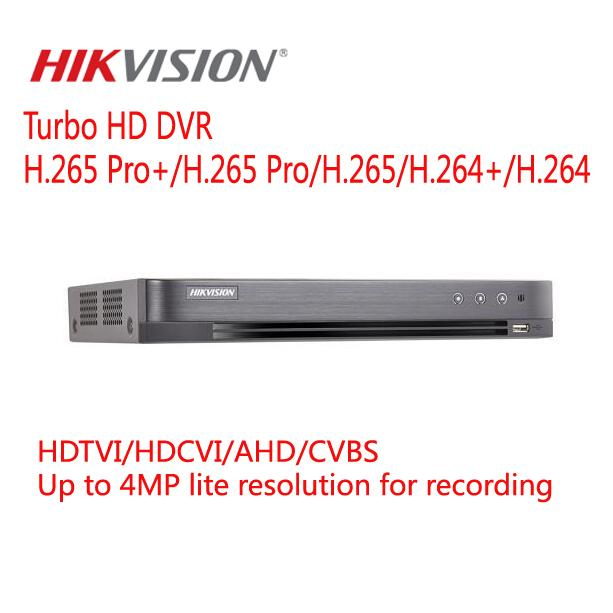 Details about Hikvision DS-7216HQHI-K1 16CH 4MP HDMI VGA BNC RCA Turbo HD  DVR Video Recorder