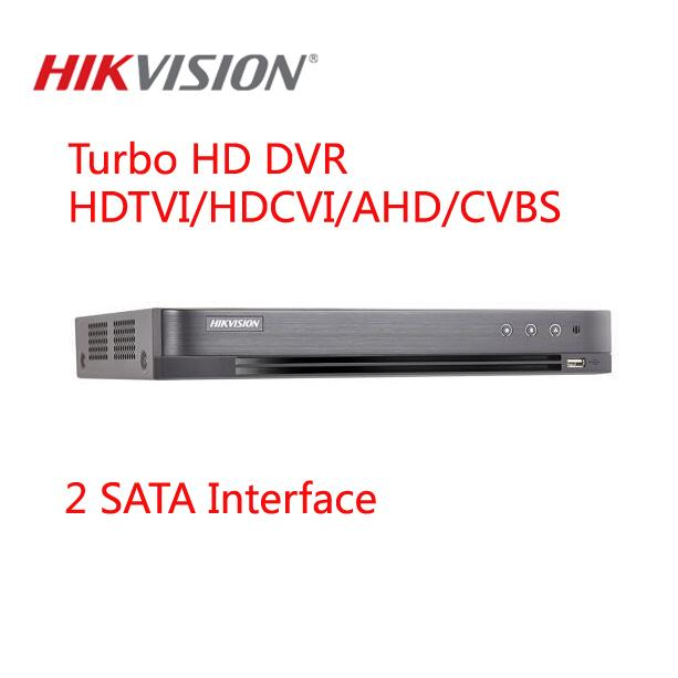 Details about Hikvision DS-7216HUHI-K2 16CH 8MP VGA HDMI H 265 Pro+ Digital  Video Recorder