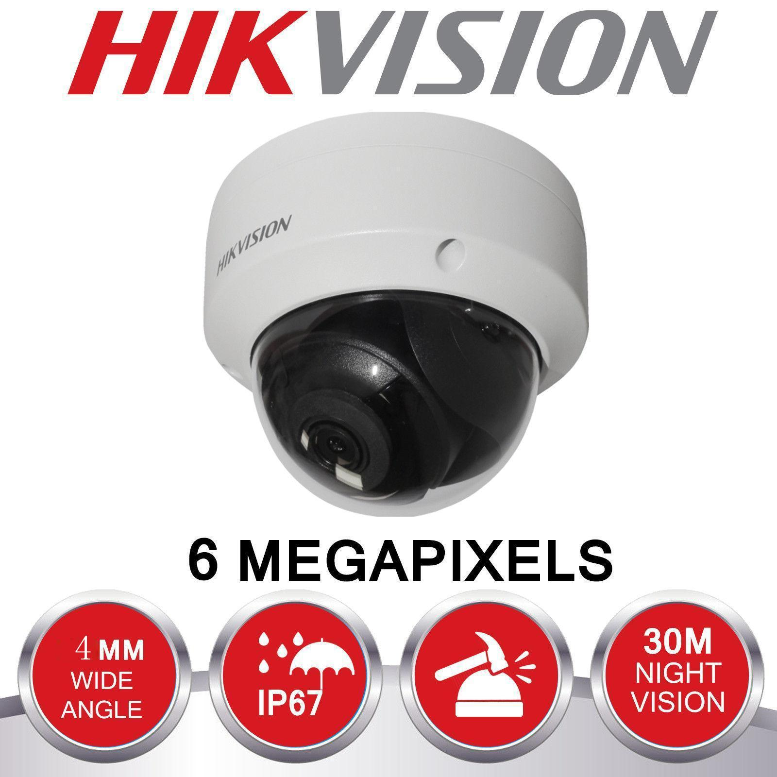 High-Tech 2 8MM HIKVISION DS-2CD2163G0-IS Caméras dômes