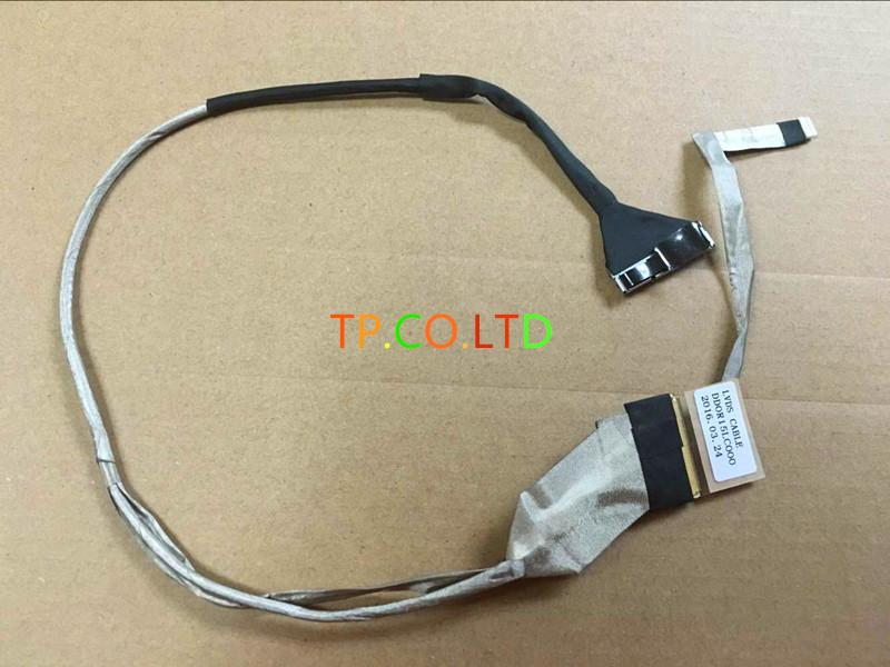 New LCD Screen Video Cable For HP Pavilion G6 G6-1000 Series Laptop DD0R15LC000
