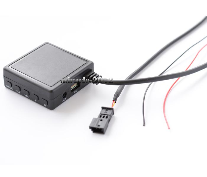 Details about Bluetooth Module Hands-free call AUX Cable TF Card for BMW  BM54 E39 E46 E38 E53