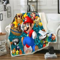 New Stars Elvis Presley 3D Print Sherpa Blanket Sofa Couch Quilt Cover Throw B21