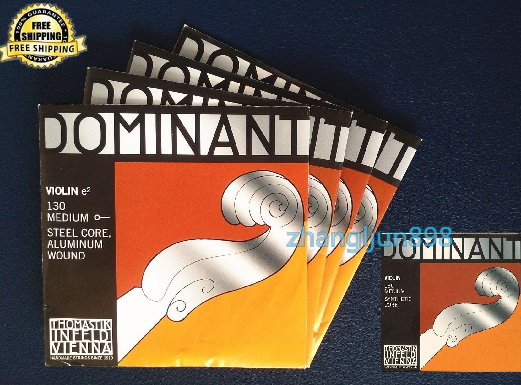 Dominant Violin Strings 135 Medium