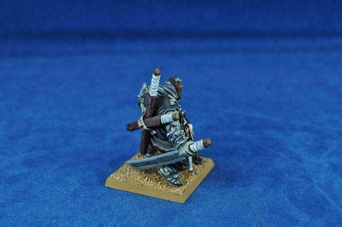 Details about Warhammer painted Ogre Kingdoms Ninja Maneater