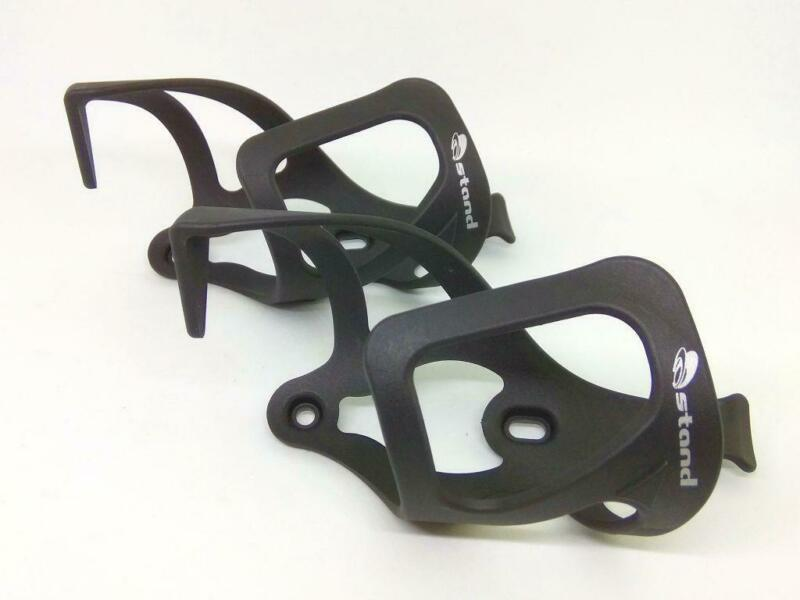 1 pair Stand Bike Water Bottle Cage Right Side Black